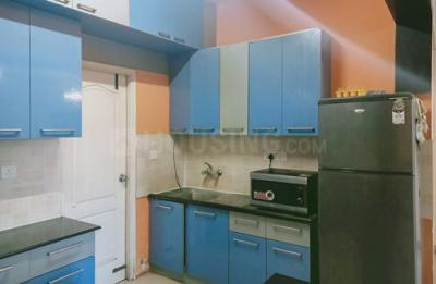Kitchen Image of Sjr Equinox Apartment in Electronic City