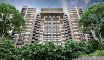Gallery Cover Image of 1132 Sq.ft 2 BHK Apartment for buy in Arvind Bel Air, Vidyaranyapura for 8737000