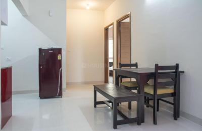 Dining Room Image of Republic Of Whitefield - B0907 in Marathahalli