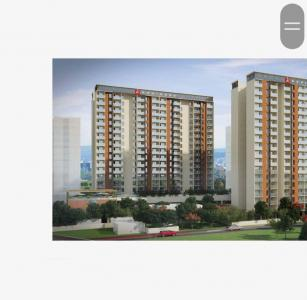 Gallery Cover Image of 1150 Sq.ft 2 BHK Apartment for buy in Kohinoor Presidentia, Ghorpadi for 7500000