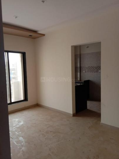 Hall Image of 590 Sq.ft 1 BHK Apartment for buy in Om Sai Heights, Nalasopara West for 2700000