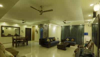 Gallery Cover Image of 1440 Sq.ft 3 BHK Apartment for rent in Bandra West for 136000