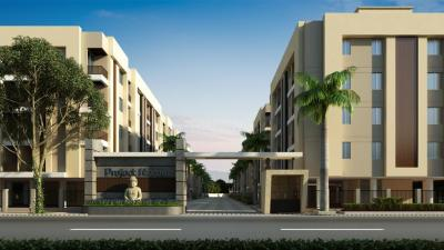 Gallery Cover Image of 1500 Sq.ft 1 BHK Apartment for buy in Brijlalpura for 2700000