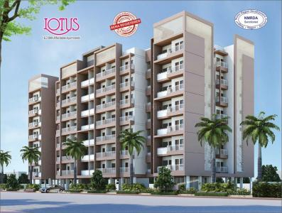 Gallery Cover Image of 950 Sq.ft 2 BHK Apartment for buy in Godhni for 3000000