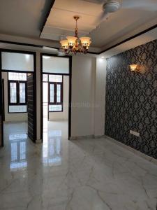 सेक्टर 15  में 3  खरीदें  के लिए 15 Sq.ft 3 BHK इंडिपेंडेंट फ्लोर  के लिविंग रूम  की तस्वीर