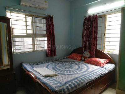 Gallery Cover Image of 1370 Sq.ft 3 BHK Apartment for rent in New Town for 25000