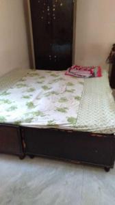 Bedroom Image of Navneet PG in Bindapur