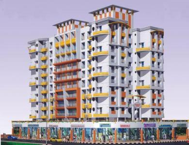 Gallery Cover Image of 810 Sq.ft 2 BHK Apartment for buy in Prajapati Gaurav, Kharghar for 12800000