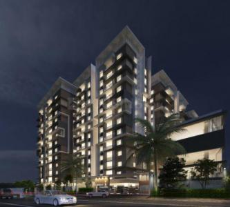 Gallery Cover Image of 1422 Sq.ft 3 BHK Apartment for buy in Sahiti Karthikeya Panorama, Madhapur for 7821000