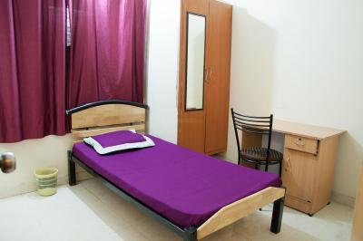 Bedroom Image of 04-dsouza Studio Apartment in Mahadevapura
