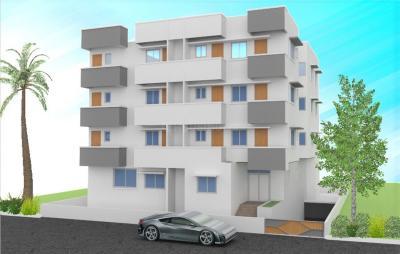 Gallery Cover Image of 600 Sq.ft 1 BHK Apartment for buy in Vijaya Tarangini, Rajendra Nagar for 2200000