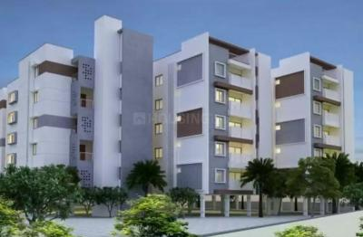 Gallery Cover Image of 1285 Sq.ft 2 BHK Apartment for buy in Chandanagar for 6836550