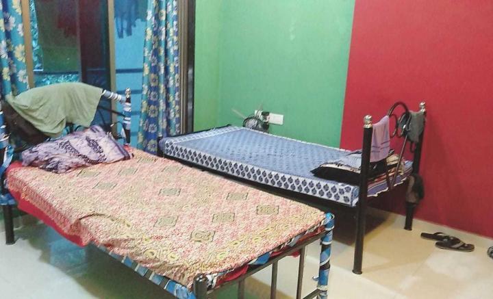 भांडूप वेस्ट में आरजे रीऐलिटी में बेडरूम की तस्वीर