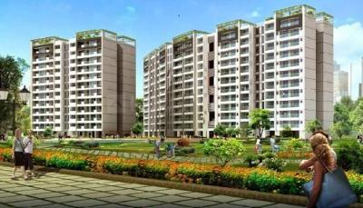 Gallery Cover Image of 565 Sq.ft 1 BHK Apartment for buy in Skyi Songbirds Phase A, Bhugaon for 3000000