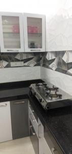 Kitchen Image of Sea Facing PG in Andheri West