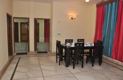 Gallery Cover Image of 750 Sq.ft 1 BHK Independent Floor for rent in Sector 7 for 8700