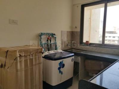 Kitchen Image of 3bhk Sharanam Building in Malad West