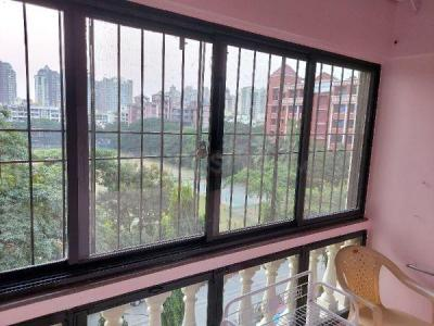 Balcony Image of PG 5498435 Kandivali East in Kandivali East