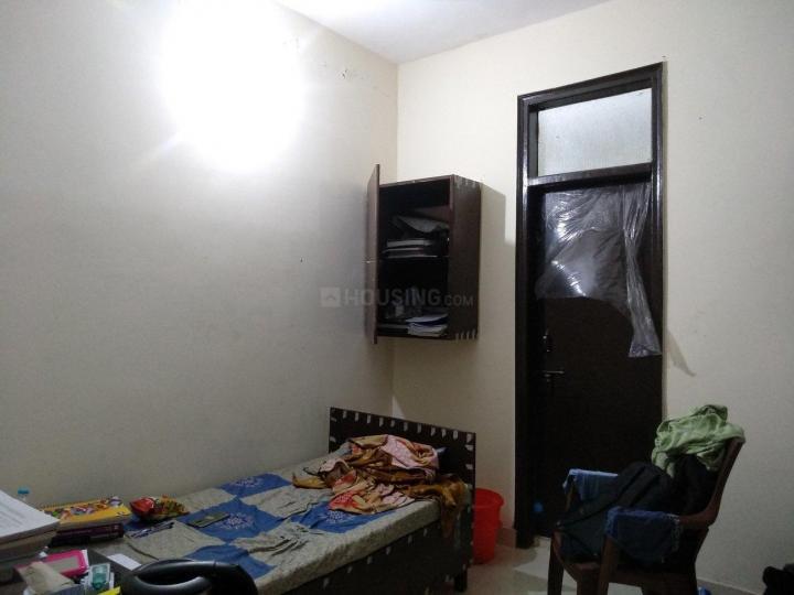 आर.के पीजी इन घिटोरनि के बेडरूम की तस्वीर