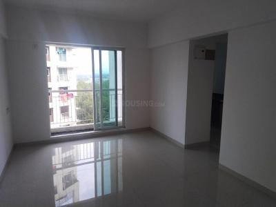 Gallery Cover Image of 680 Sq.ft 1 BHK Apartment for rent in Shilphata for 11000