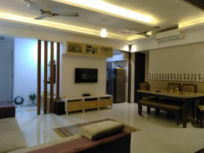Gallery Cover Image of 1275 Sq.ft 2 BHK Apartment for rent in Ghansoli for 48000