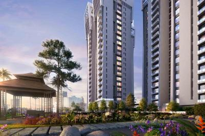 Gallery Cover Image of 2000 Sq.ft 4 BHK Apartment for buy in Zen, Topsia for 30000000