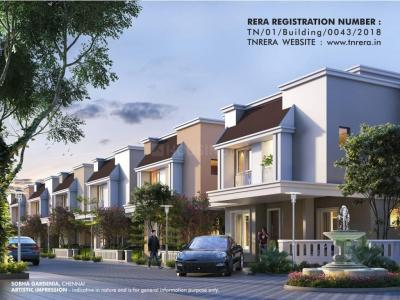 Gallery Cover Image of 1335 Sq.ft 2 BHK Villa for buy in Perumbakkam for 11800000