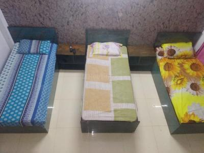 Bedroom Image of Pari Accommodation in Mayur Vihar Phase 1