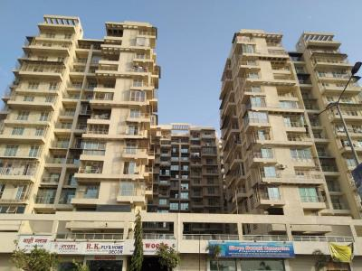 Gallery Cover Image of 1680 Sq.ft 3 BHK Apartment for rent in Ulwe for 18000