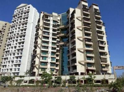 Gallery Cover Image of 1550 Sq.ft 3 BHK Apartment for rent in Maitri Planet, Kharghar for 23000