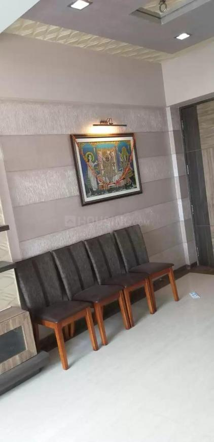 Living Room Image of 1235 Sq.ft 3 BHK Apartment for rent in Kandivali East for 50000