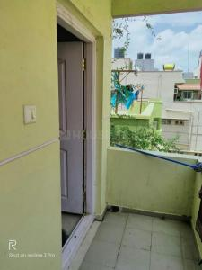 Gallery Cover Image of 650 Sq.ft 1 BHK Independent Floor for rent in Ramamurthy Nagar for 8300