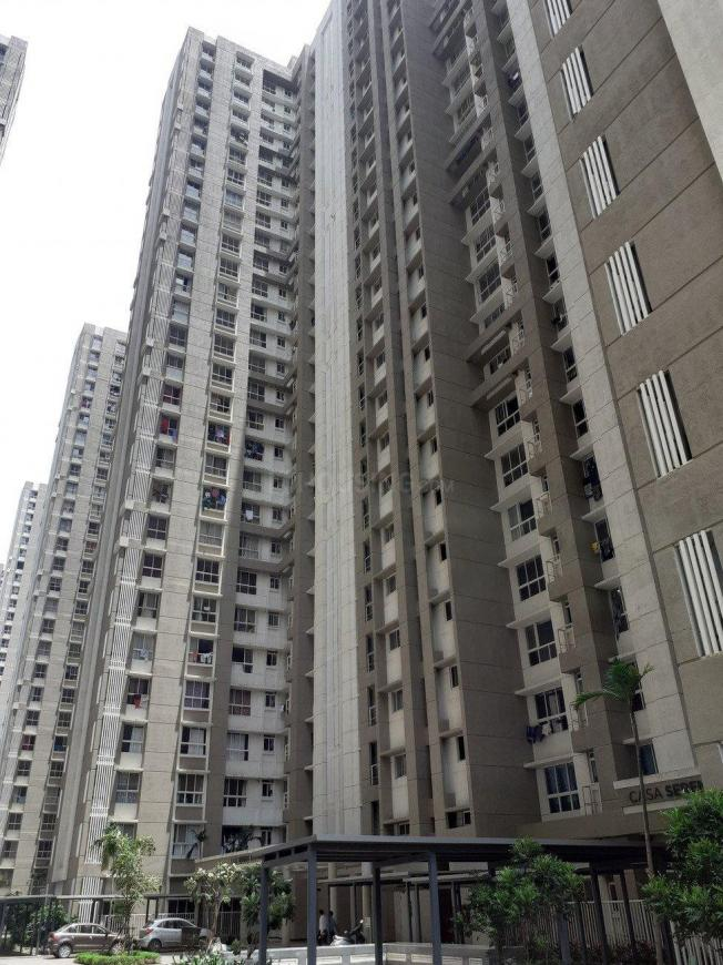 Building Image of 850 Sq.ft 2 BHK Apartment for rent in Thane West for 24000