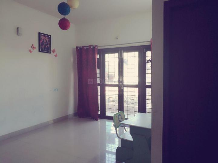 Living Room Image of 1500 Sq.ft 3 BHK Apartment for rent in Battarahalli for 22000