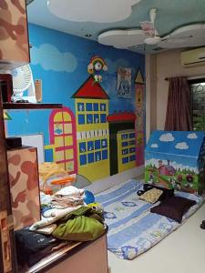 Gallery Cover Image of 650 Sq.ft 1 BHK Apartment for rent in Ghansoli for 17000