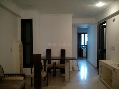 Gallery Cover Image of 800 Sq.ft 2 BHK Apartment for rent in Vasant Kunj for 40000