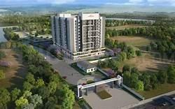 Gallery Cover Image of 957 Sq.ft 2 BHK Apartment for buy in Confident Oxygen, Dommasandra for 4750500