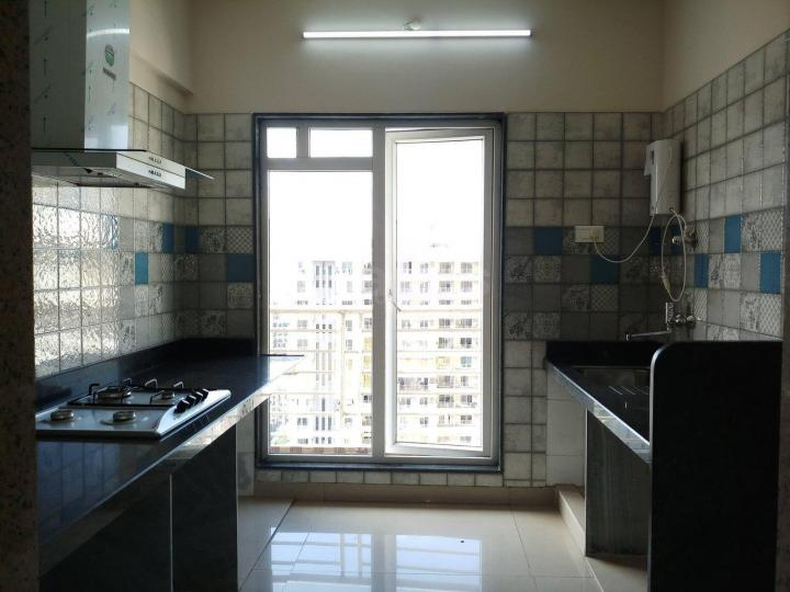 Kitchen Image of 1125 Sq.ft 2 BHK Apartment for rent in Kharghar for 25000