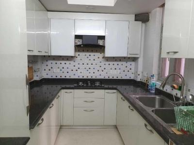 Gallery Cover Image of 1850 Sq.ft 3 BHK Apartment for rent in Sector 18 Dwarka for 32000