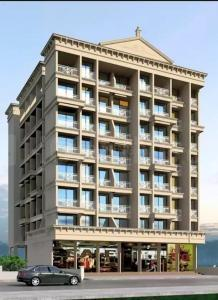 Gallery Cover Image of 680 Sq.ft 1 BHK Apartment for buy in Hari Om Precious Emerald, Kamothe for 5500000