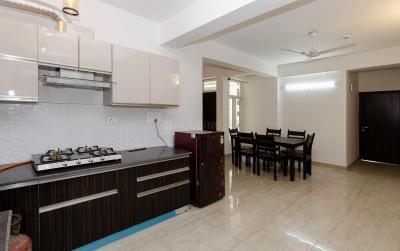 Kitchen Image of Vivek Nest 1104 in Sector 74