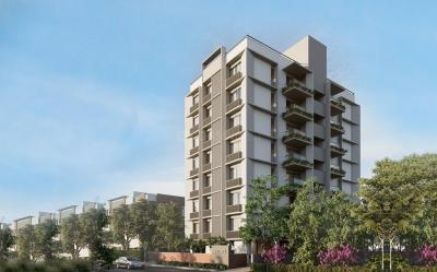 Gallery Cover Image of 2500 Sq.ft 3 BHK Apartment for buy in Amphi Ivory 3 Bedroom Homes, Navrangpura for 14499997
