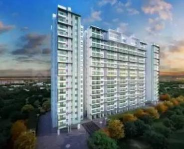 Gallery Cover Image of 1354 Sq.ft 3 BHK Apartment for buy in Habitat Eden Height, Hoodi for 10000000