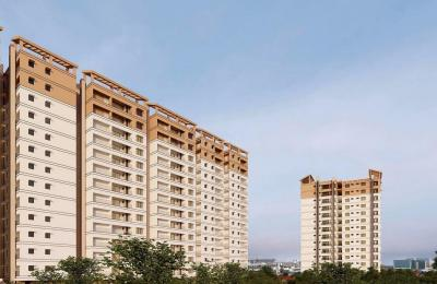 Gallery Cover Image of 2189 Sq.ft 3 BHK Apartment for buy in Tellapur for 11500000