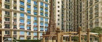 Gallery Cover Image of 1250 Sq.ft 3 BHK Apartment for buy in Kanakia Paris, Bandra East for 37500000