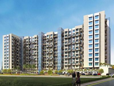 Gallery Cover Image of 1316 Sq.ft 3 BHK Apartment for buy in Dhanori for 6955000