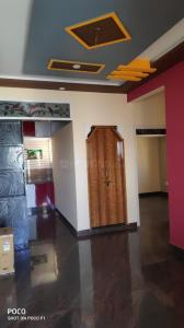 Gallery Cover Image of 600 Sq.ft 2 BHK Independent Floor for rent in Laggere for 10000