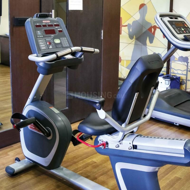 Gym Image of 605 Sq.ft 1 BHK Apartment for rent in Thane West for 17000