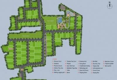 3200 Sq.ft Residential Plot for Sale in Sholinganallur, Chennai