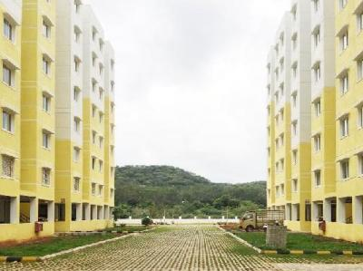 Gallery Cover Image of 650 Sq.ft 1 RK Apartment for rent in Mahindra Nova, Chettipunyam for 10000
